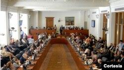 La Organización de Estados Americanos (OEA), realizó su segunda sesión extraordinaria sobre Paraguay, en donde los embajadores ante el organismo evaluaron la situación del país suramericano tras la destitución del Fernando Lugo Como presidente nacional. [