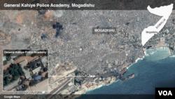 General Kahiye Police Academy, Mogadishu
