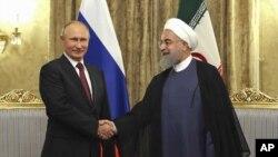 پس از سال ٢٠١٥، این اولین سفر رئیس جمهور پوتین به ایران می باشد