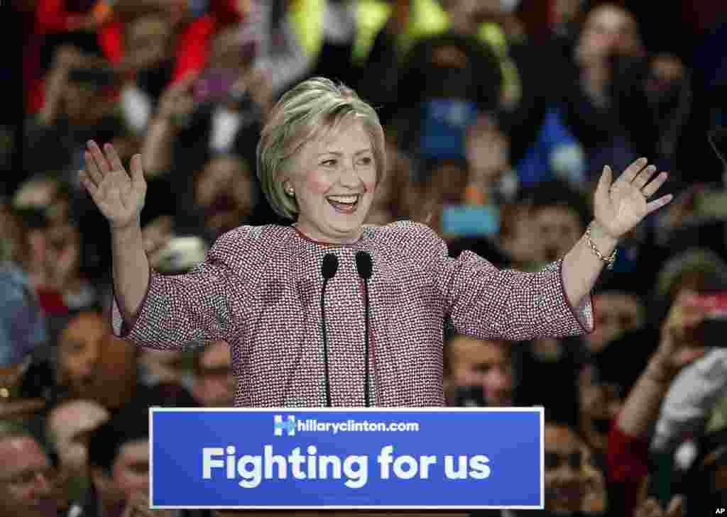امریکی ریاست نیویارک میں ہونے والے پرائمری صدارتی انتخابات میں ڈونلڈ ٹرمپ اور ہلری کلنٹن نے کامیابی حاصل کر لی۔