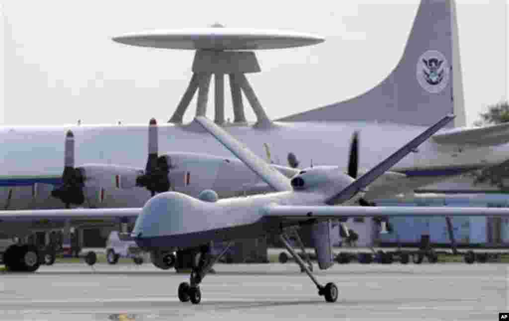 US Pakistan CIA Drones