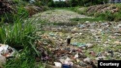 စြန္႔ပစ္အမိႈက္ ပလပ္စတစ္မ်ား (credit Friedor Jeske/Thant Myanmar)