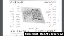 Əfqanıstanıb 1964-cü il konstitusiyası