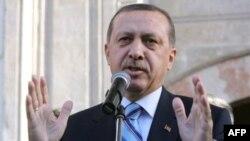 Thủ tướng Thổ Nhĩ Kỳ Recept Tayyip Erdogan