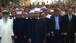 Shqipëri: Kremtohet Fiter Bajrami