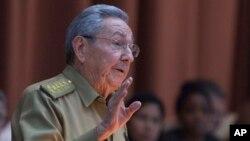 菲德尔.卡斯特罗的弟弟劳尔·卡斯特罗称将不再连任古巴总统