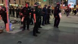 Saqueos y violencia llevaron a la imposición de toque de queda en NY