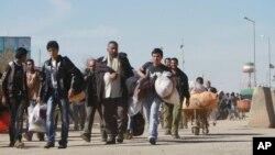 یک میلیون و چهار صد هزار مهاجر افغان بدون مدرک اقامت در ایران به سر می برد