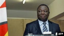 Mutungamiri wehurumende, VaMorganTsvangirai