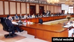 وفاقی کابینہ کا وزیراعظم کی زیر صدارت اسلام آباد میں ہوا۔