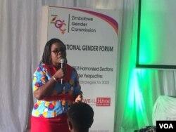 UNkosikazi Lynette Karenyi Kore okumanyano weMDC Alliance.