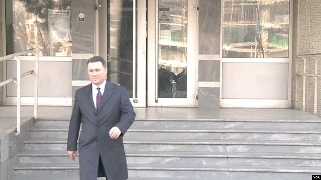 Maqedoni: Dy vjet burg për ish-kryeministrin Nikolla Gruevksi