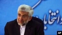 Perunding tertinggi nuklir Iran Saeed Jalili (Foto: dok).