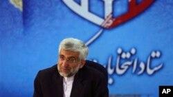 Glavni iranski pregovarač za nuklearna pitanja Said Džalili