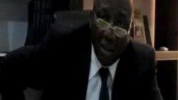 Dans le bureau de Jacques Djoli vice president de la CENI Kinshasa 071111