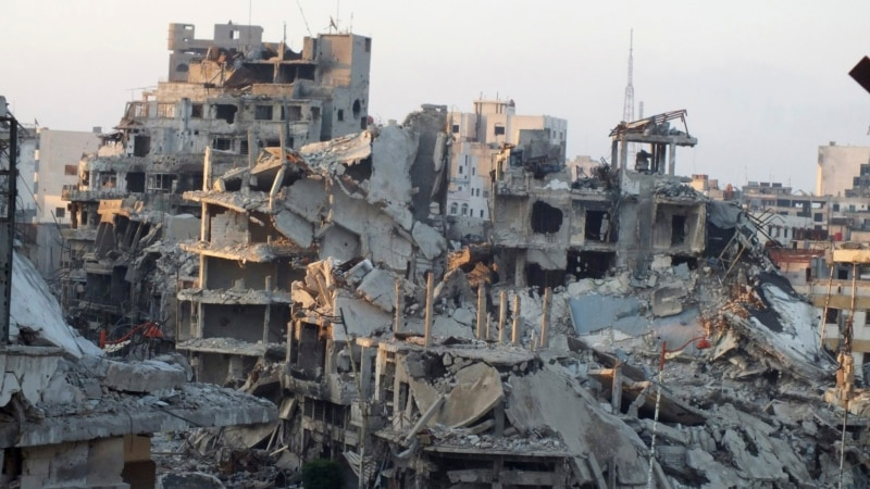 UN Calls for Aid Access to Displaced Syrian Families