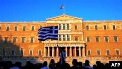 Yunanistan'daki Mali Kriz Euro'nun Geleceğini Tehlikeye Atabilir