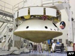 Amerika'nın Meraklı Uydusu MARS'a Hareket Etti