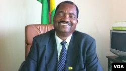 Zanu PF spokesperson Rugare Gumbo says the team made a courtesy call to get an update on the coming elections
