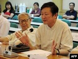 北京历史学者章立凡