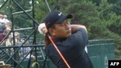 Ngôi sao chơi golf Nam Triều Tiên K.J.Choi
