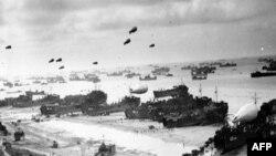 Hơn 1.500 binh sĩ Mỹ, Canada và khối thịnh vượng Anh đã đổ bộ lên các bãi biển ở phía bắc nước Pháp hôm 6/6/1944, để giải phóng châu Âu khỏi tay Đức quốc xã