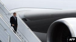 法国总统马克龙(资料照)