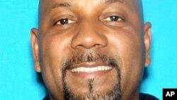 Foto yang dikeluarkan oleh Kepolisian San Bernardino menunjukan Cedric Anderson (53) yang diidentifikasi sebagai pelaku penembakan di sebuah sekolah dasar di San Bernardino.