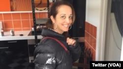 ابرو عمر روزنامه نگار هلندی ترک تبار
