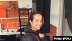 Holandska novinarka Ebru Umar