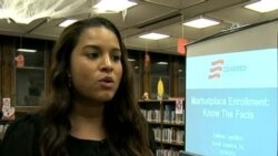 Latinos en EE.UU se informan acerca del nuevo sistema de salud