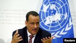 اقوام متحدہ کے سیکرٹری جنرل کے یمن میں نمائندہ خصوصی اسمٰعیل ولد شیخ