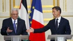 محمود عباس می گوید درباره مذاکرات صلح هیچ تصمیم فوری در کار نیست