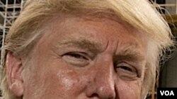 Originalmente, Trump había marcado el debate para el próximo 27 de diciembre 2011.