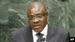 Manuel Salvador Ramos, ministro dos Negócios Estrangeiros de São Tomé e Príncipe