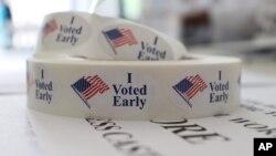 U Džordžiji je bio veliki odziv birača i tokom ranog glasanja uoči izbora 3. novembra