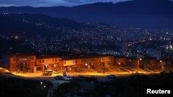 Vista de Caracas, Venezuela
