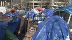 Deadline Passes for Occupy Washington to End Park Camps