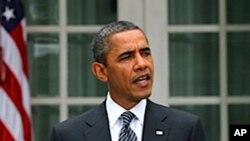ປະທານາທິບໍດີ Barack Obama ແຫ່ງສະຫະລັດ