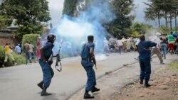 Susan Yackee Q&A with VOA reporter Gabe Joselow in Burundi