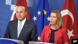 Uluslararası Af Örgütü, Brüksel'de Avrupa Birliği ile Türkiye arasında yapılan Üst Düzeyli Siyasi Diyalog Toplantısı'nın da gündemindeydi.