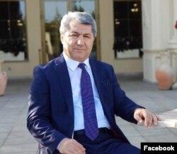 """""""Tojikiston milliy ittifoqi"""" raisi Muhiddin Kabiriy"""