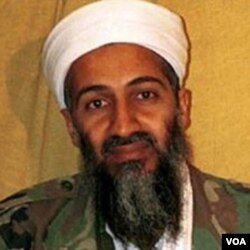 Orang nomor satu Al-Qaida, Osama bin Laden.