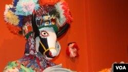 El uso de máscaras en las celebraciones es una de las tradiciones africanas que los mexicanos aún usan en ciertas regiones.