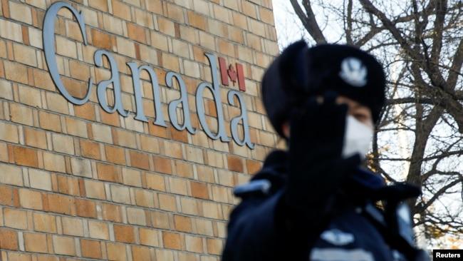 加拿大确认又有一名加公民在中国被捕