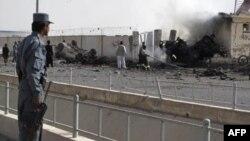 Нападение на военный склад в Афганистане: четверо убитых