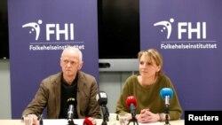 挪威衛生官員2020年2月26日宣布該國出現首例新冠病毒確診病例