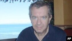 Nhà địa chất người Pháp Philippe Verdon