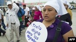 МОМ призывает не экономить на здоровье мигрантов