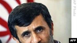 احمدی نژاد: هيچکس نمی تواند تحريمی عليه ايران وضع کند